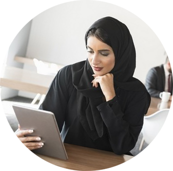 Dubai Business Women
